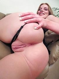 Booty pussy big